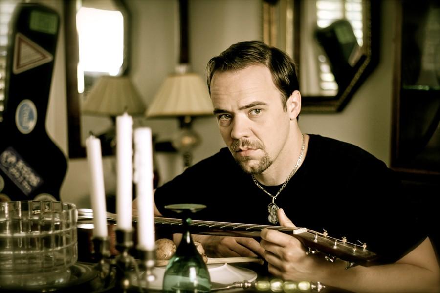 LOUISIANA GRANDSON :  Singer-songwriter Eugene Christopher dishes up some original tunes at Linnaea's Café on Sept. 1 and at Otter Rock on Sept. 4. - PHOTO COURTESY OF EUGENE CHRISTOPHER