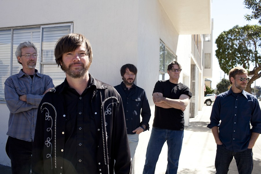 HIGH VOLTAGE:  Venerable alt-country act Son Volt plays July 31 at SLO Brew. - PHOTO COURTESY OF SON VOLT