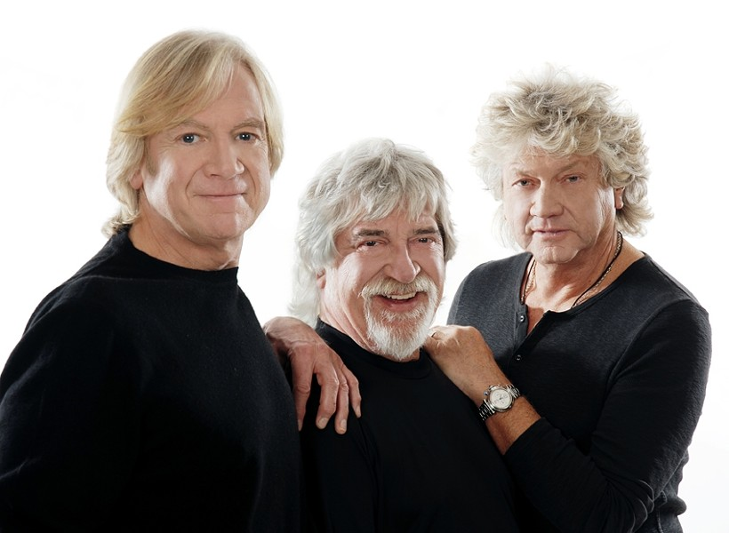 "SEMINAL :  Rock gods The Moody Blues play the PAC on May 18, delivering hit such as ""Nights in White Satin."" - PHOTO BY MARK OWENS"