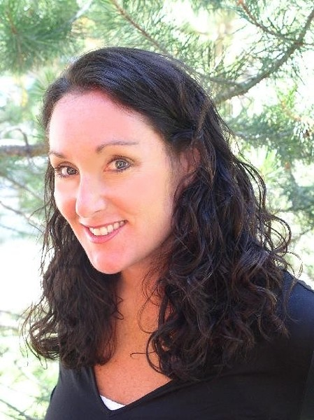 PRODIGAL DAUGHTER :  Cal Poly graduate Suzanne Roberts, who now teaches English at Lake Tahoe Community College, returns to Cal Poly to read on May 9 with Cal Poly English professor and short story writer Carl Wooton. - PHOTO COURTESY OF SUZANNE ROBERTS