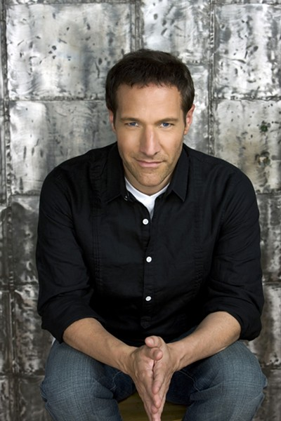 """LUSH IVORIES :  Warm and witty pianist Jim Brickman presents pop-style instrumentals and song stylings for """"An Evening of Romance"""" at the PAC on May 10. - PHOTO COURTESY OF LISA WOSKE"""