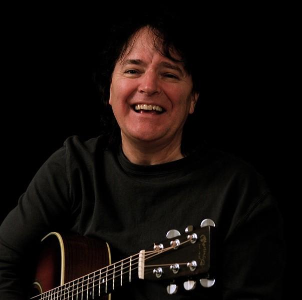 FESTIVAL!:  John Batdorf is one of seven performers playing next week's Creekside Folk Music Festival in East Mall Creekside, Atascadero, on Sept. 13. - PHOTO COURTESY OF JOHN BATDORF