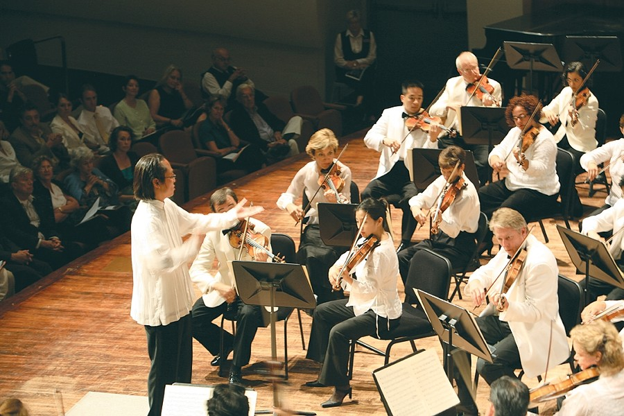YOO AT THE HELM :  Festival Mozaic Music Director Scott Yoo has an amazing selection of concerts for you between July 16 and 26. - PHOTO COURTESY OF FESTIVAL MOZAIC