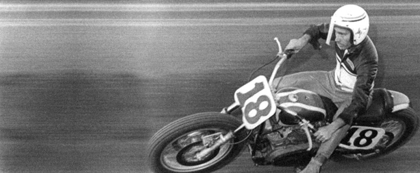 GRAND MARSHALL!:  Mert Lawwill, a 1998 AMA Hall of Fame and 2012 AMA Legends Hall of Fame inductee, will preside as Grand Marshall at the 5th Annual Central Coast Classic Motorcycle Show on Oct. 12 at SLO's Mountainbrook Community Church. - PHOTO COURTESY OF MERT LAWWILL