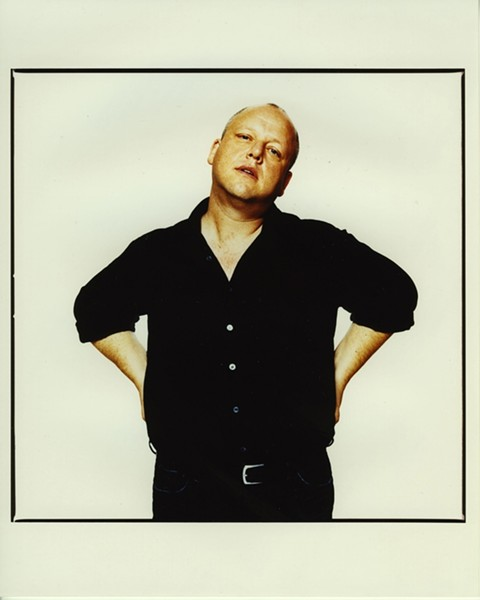 SHHH! :  Numbskull presents former Pixies star Black Francis in an intimate, acoustic concert at the Steynberg Gallery on July 1 . - PHOTO COURTESY OF BLACK FRANCIS