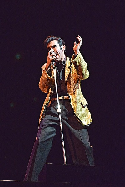 THAT'S ALL RIGHT:  Refried Elvis was one of four in its region to be selected to perform in the 2016 Kennedy Center American College Theater Festival in Hawaii. - PHOTO COURTESEY OF SAVANNAH GARCIA