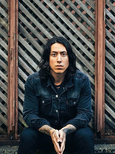 QUESTIONER:  Seattle singer-songwriter Noah Gundersen brings his emotionally deep songs to Fremont Theater on April 7. - PHOTO COURTESY OF NOAH GUNDERSEN