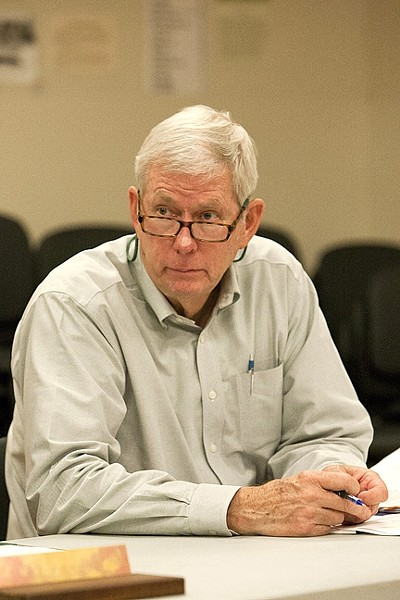 UNDER SCRUTINY :  Former South SLO County Sanitation District administrator John Wallace disputes allegations of conflict of interest and possible malfeasance leveled against him in the final years of his tenure. - FILE PHOTO BY STEVE E. MILLER