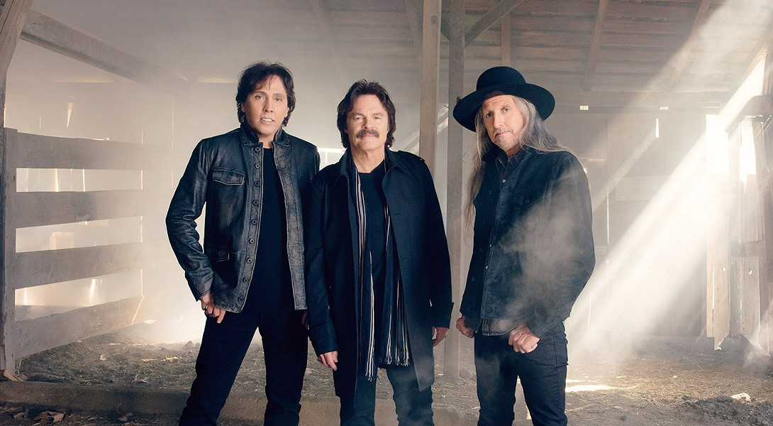 MINUTE BY MINUTE Blue-eyed soul hit makers The Doobie Brothers play Aug. 22, at Vina Robles Amphitheatre. - PHOTO COURTESY OF THE DOOBIE BROTHERS