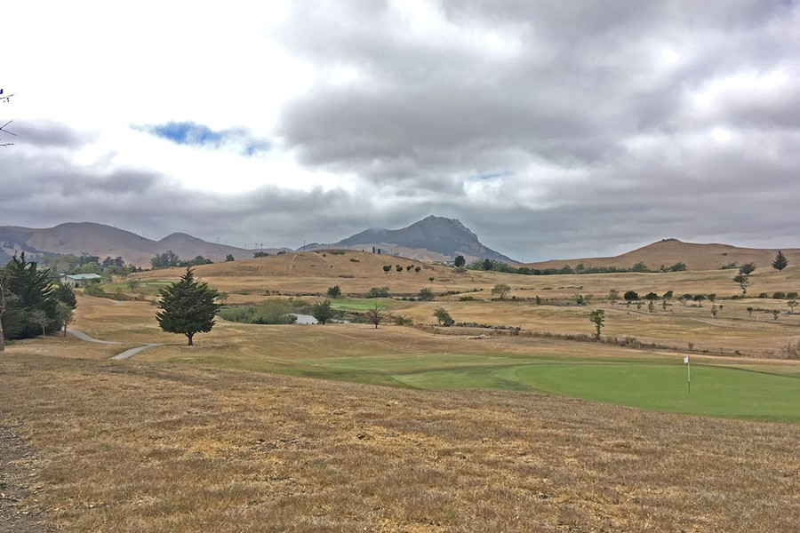 CUTTING LOSSES In response to a water shortage, the Dairy Creek Golf Course in El Chorro Regional Park will be reduced to nine holes and make way for a series of new activities at the park. - PHOTO BY PETER JOHNSON
