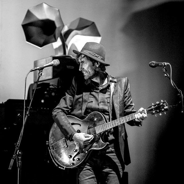 BIRD WILL TAKE YOU THERE Indie artist Andrew Bird presents music from this new album Echolocations: River, as well as selections from his extensive catalog, on Oct. 16, in the Performing Arts Center. - PHOTO COURTESY OF TANNER MORRIS