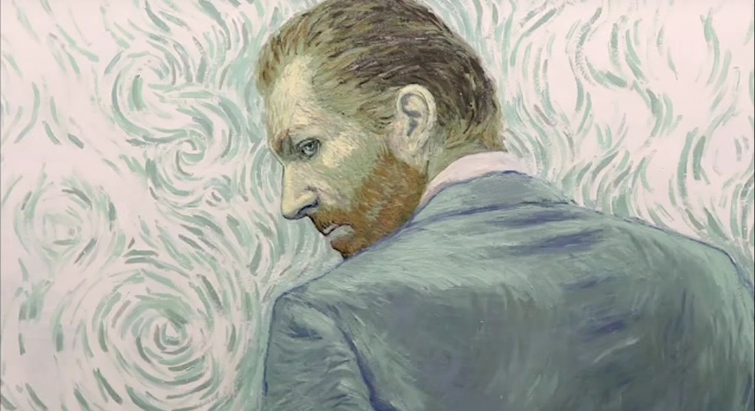 ART IMITATES LIFE Made up of 65,000 frames of oil paintings, this biopic about Vincent Van Gogh (Robert Gulaczyk) is a wonder to behold. - PHOTO COURTESY OF BREAKTHRU PRODUCTIONS