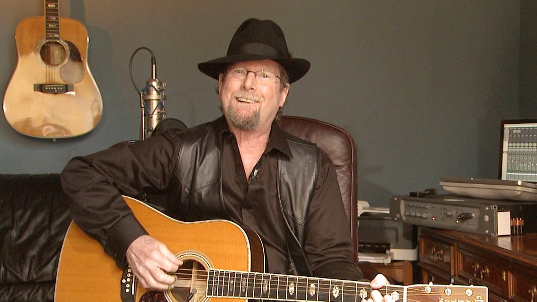 ROCK STAR Roger McGuinn, founding member of the '60s folk rock group The Byrds, plays the Clark Center on Oct. 27. - PHOTO COURTESY OF ROGER MCGUINN