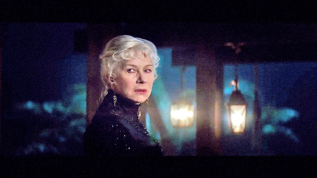 HAUNTED An heiress (Helen Mirren) builds a mansion to imprison vengeful ghosts in Winchester. - PHOTO COURTESY OF CBS FILMS