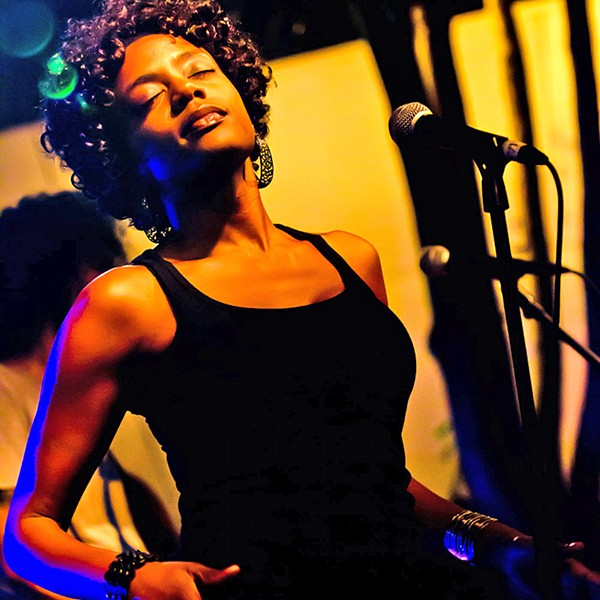 SOUL SISTER Former Orgone singer Niki J Crawford plays The Siren on Feb. 16, bringing soulful songs from her upcoming album The Second Truth. - PHOTO COURTESY OF NIKI J CRAWFORD