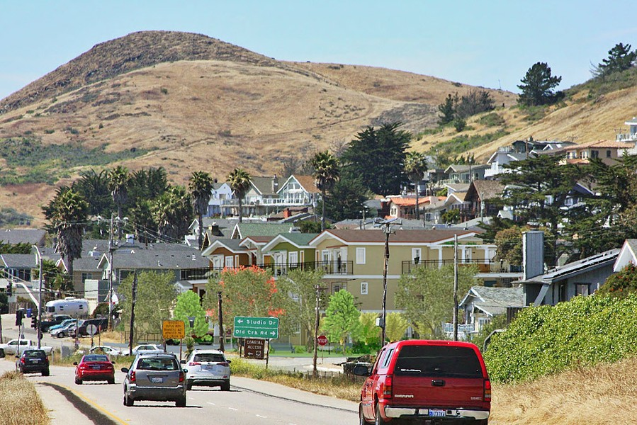 DENIED The Coastal Commission voted 8-2 against a contentious hotel project in southern Cayucos on Feb. 7. - IMAGE COURTESY OF THE CALIFORNIA COASTAL COMMISSION