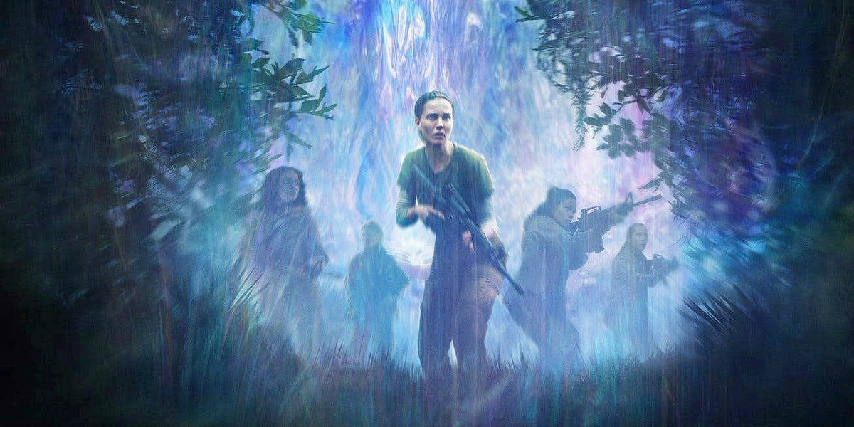 THE UNKNOWN In Annihilation, A biologist (Natalie Portman) signs up for a secret mission where the laws of nature don't apply. - PHOTO COURTESY OF PARAMOUNT PICTURES