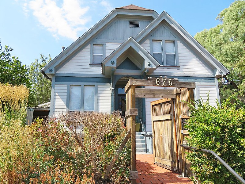 NEW SPACE Community Counseling Center is moving its main headquarters to a historical house on Pismo Street in San Luis Obispo. - PHOTO COURTESY OF COMMUNITY COUNSELING CENTER