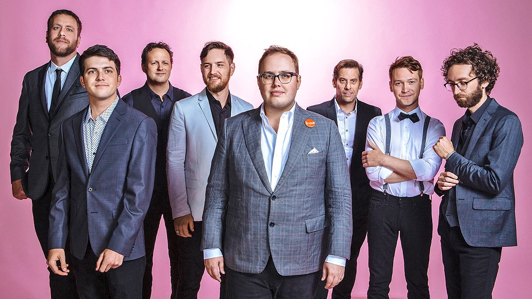 COMMITMENT St. Paul and The Broken Bones plays the Fremont Theater on May 26, bringing their expressive soul sounds. - PHOTO COURTESY OF ST. PAUL AND THE BROKEN BONES