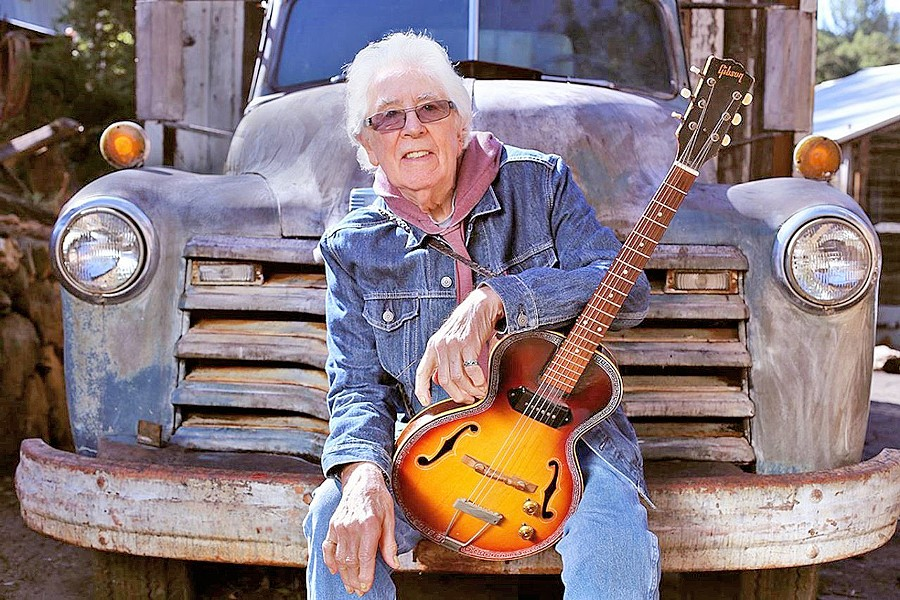 GODFATHER OF BRITISH BLUES Blues legend John Mayall plays on June 5, at The Siren. - PHOTO COURTESY OF DAVID GOMEZ