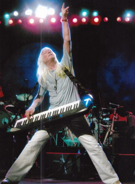 WINTER IS COMING Iconic rock and blues multi-instrumentalist Edgar Winter plays The Siren on June 10. - PHOTO COURTESY OF EDGAR WINTER