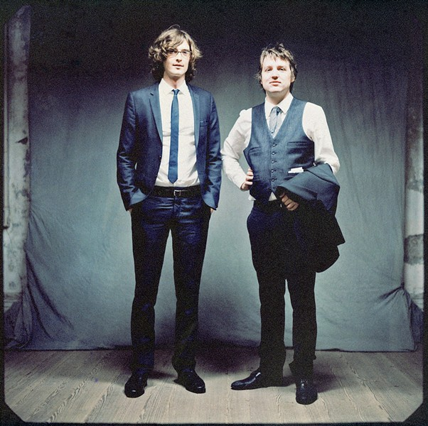 ALL THE THINGS Americana duo The Milk Carton Kids play the Fremont Theater on June 28. - PHOTO COURTESY OF THE MILK CARTON KIDS