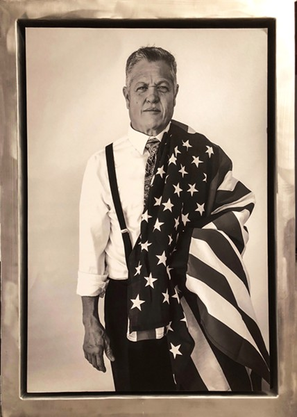 Photo by Lynn Schmidt, part of her series We The People Photos. - PHOTO COURTESY OF LYNN SCHMIDT