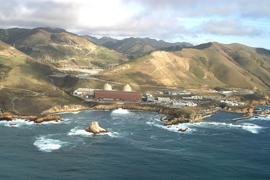 'I'M JUST A BILL' Senate Bill 1090, which restores $224 million in funding for programs to mitigate the impact of Diablo Canyon Power Plant's closure, has cleared the Senate floor and the utilities and energy committee in the Assembly. - FILE PHOTO BY STEVE E. MILLER
