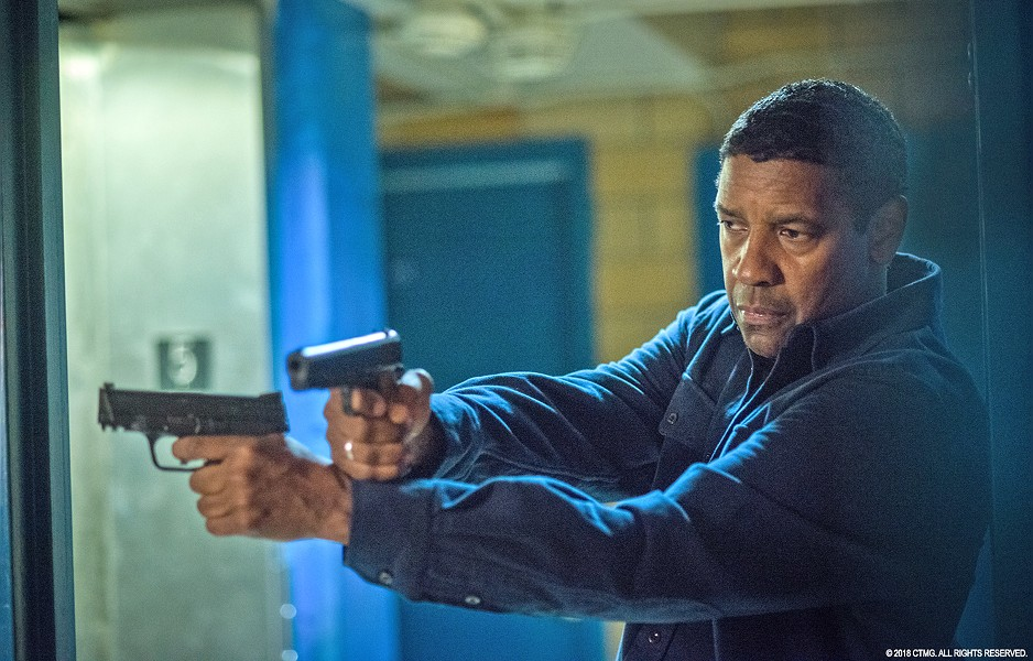 JUSTICE Robert McCall (Denzel Washington) serves an unflinching justice for the exploited and oppressed in The Equalizer 2. - PHOTO COURTESY OF COLUMBIA PICTURES