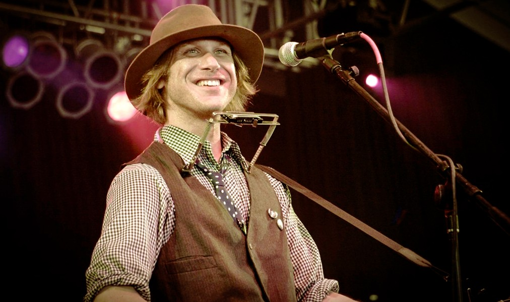 THE WORLD ACCORDING TO TODD Americana singer-songwriter-storyteller Todd Snider plays Sept. 13, at Tooth & Nail Winery. - PHOTO COURTESY OF TODD SNIDER