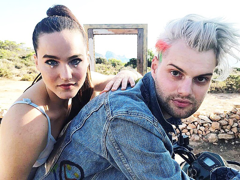 GLOBAL DANCE Grammy-nominated indie dance music duo Sofi Tukker plays the Fremont Theater on Sept. 28. - PHOTO COURTESY OF SOFI TUKKER