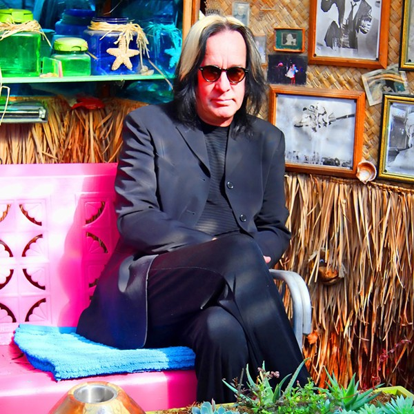OLD-SCHOOL COOL Multi-instrumentalist and singer-songwriter Todd Rundgren plays the Fremont Theater on Nov. 9. - PHOTO COURTESY OF TODD RUNDGREN