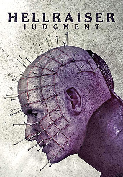 TO HELL AND BACK 2018's Hellraiser: Judgment is mostly disappointing, but parts of it show glimmers of hope for the horror franchise's future. - PHOTO COURTESY OF IMBD