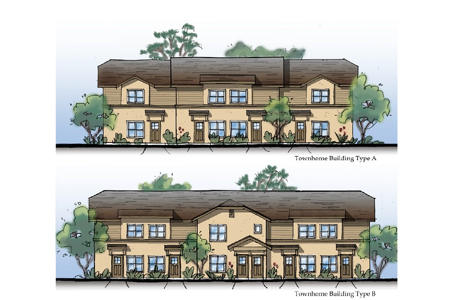 BUILDING UP People's Self Help Housing was granted a permit to build a 33 unit affordable housing project. - PHOTO COURTESY OF SLO COUNTY