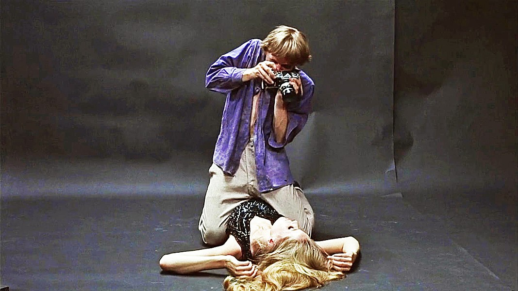 GET CLOSER Michelangelo Antonioni's 1966 classic Blow-Up, about a London photographer who may have inadvertently captured a murder on film, screens on Feb. 2, at The Palm Theatre, followed by a Q-and-A with Rolling Stone photographer Baron Wolman. - PHOTO COURTESY OF METRO-GOLDWYN-MAYER