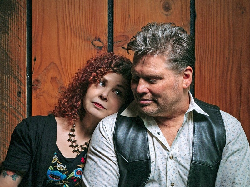 TWO FOLK Portland duo Silver Lake 66 plays Morro Bay's Stax Wine Bar and Bistro on March 19. - PHOTO COURTESY OF SILVER LAKE 66