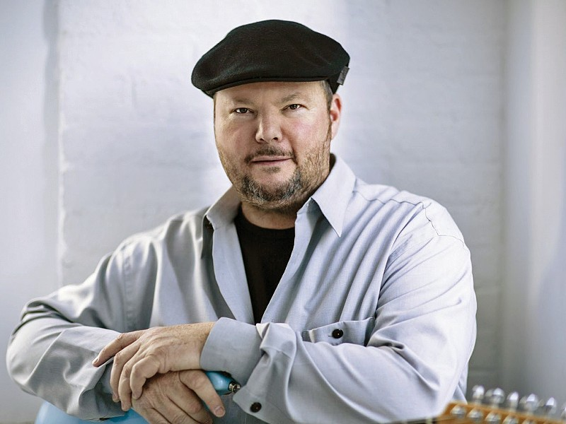 '80S SUPERSTAR Five-time Grammy-winner Christopher Cross plays the Fremont Theater on April 19. - PHOTO COURTESY OF CHRISTOPHER CROSS