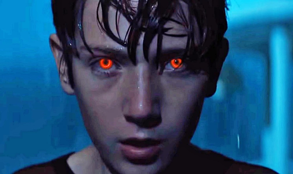 SUPER-ANTI-HERO Alien child Brandon (Jackson A. Dunn) crash lands on Earth and is raised by a human couple just like Clark Kent/Superman, but instead of growing up to save the world, he grows into something evil, in Brightburn. - PHOTO COURTESY OF THE H COLLECTIVE