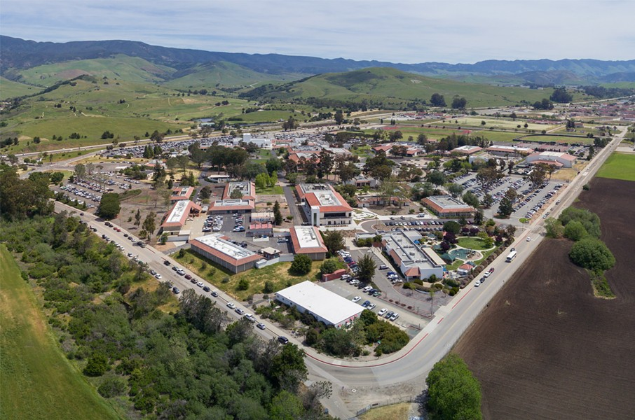 CAMPUS PARKING Incoming Fall 2019 semester Cuesta College students will see an uptick in parking permit fees. - PHOTO COURTESY OF CUESTA COLLEGE