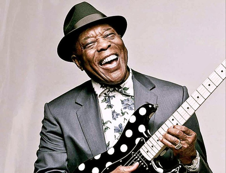 ICON Chicago-style blues guitar legend Buddy Guy plays the Avila Beach Golf Resort on Aug. 9. - PHOTO COURTESY OF BUDDY GUY