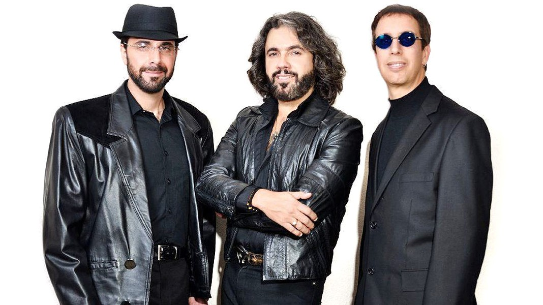 HOW DEEP IS YOUR LOVE Bee Gees tribute act, Bee Gees Gold, plays Rava Winery's amphitheater on Aug. 10. - PHOTO COURTESY OF BEE GEES GOLD