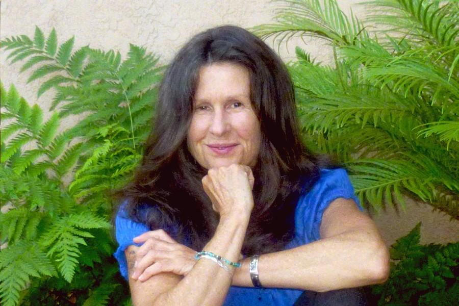 LOCAL AUTHOR Writer Lili Sinclaire is based on the Central Coast in Arroyo Grande. - PHOTO COURTESY OF LILI SINCLAIRE