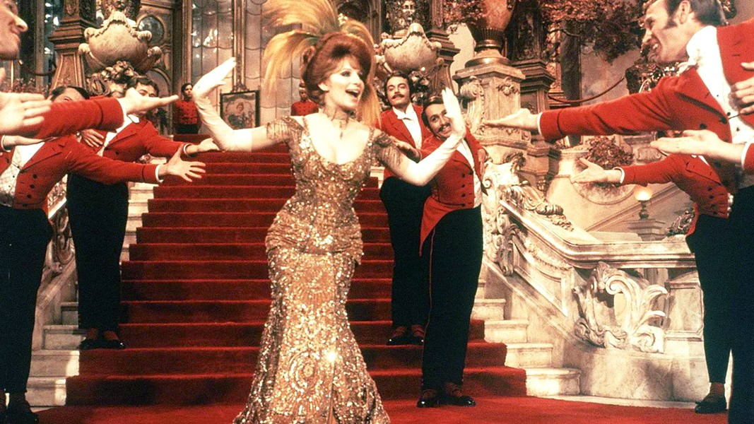 HAPPY 50TH! Barbra Streisand stars in the 1969 classic, Hello, Dolly!, screening on Aug. 11 and 14, in the Downtown Centre Cinemas. - PHOTO COURTESY OF TWENTIETH CENTURY FOX
