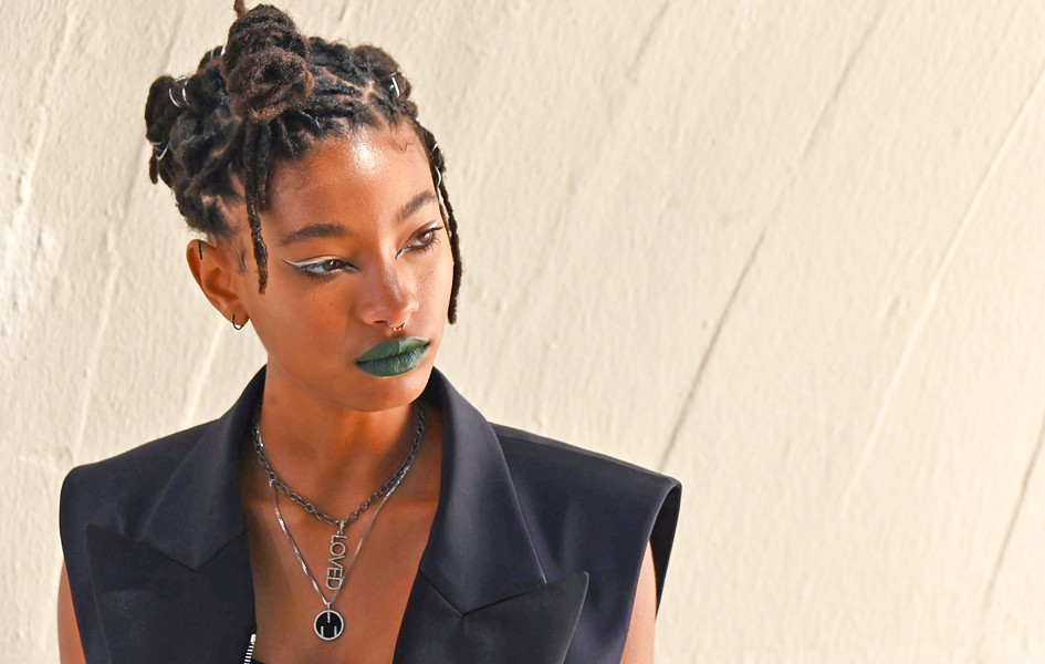 NEW TUNES Willow Smith plays the SLO Brew Rock Event Center on Sept. 3. She's released a slew of songs through her YouTube channel as well as a new album in July. - PHOTO COURTESY OF WILLOW SMITH