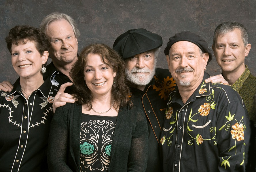 CELTIC JAM BAND Wake the Dead brings its unique blend of jam meets Celtic fare to Castoro Cellars on Aug. 31. - PHOTO COURTESY OF WAKE THE DEAD
