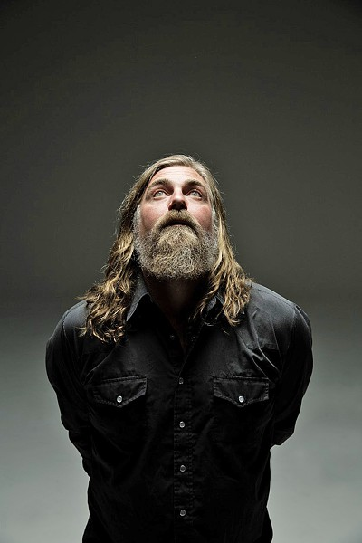 RARE BREED The White Buffalo brings its dark folk sounds to the Madonna Inn Expo Center on Jan. 11. - PHOTO COURTESY OF THE WHITE BUFFALO