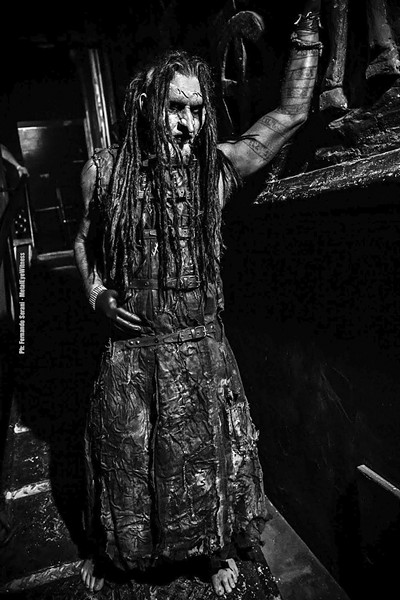 WELCOME TO THE DUNGEON Legendary Norwegian dungeon synth creator Mortiis plays a three-band black metal show at The Graduate on Feb. 9. - PHOTO COURTESY OF MORTIIS