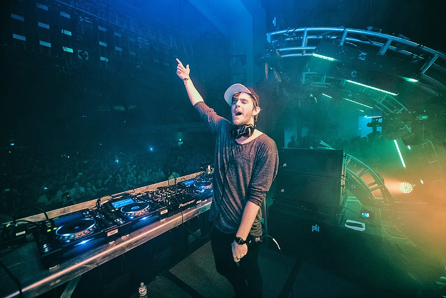 WELCOME TO HIS ... DJ and EDM producer Nghtmre hits the Fremont as part of his The Portal Tour on March 9. - PHOTO COURTESY OF NGHTMRE