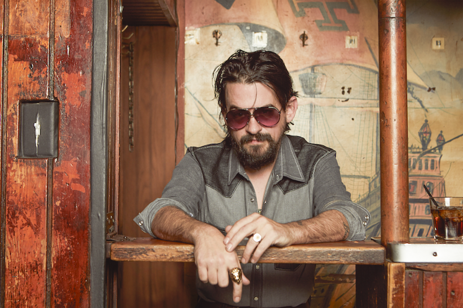 OUTLAW Shooter Jennings brings his Southern rock and outlaw country to The Siren on March 14. - PHOTO COURTESY OF SHOOTER JENNINGS