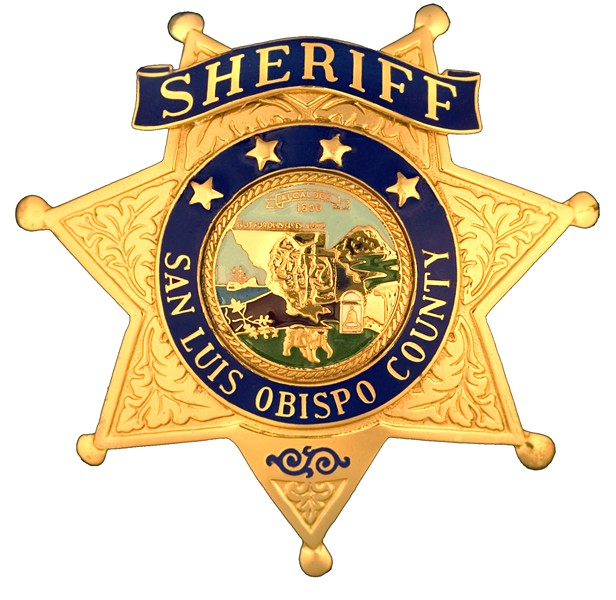 SHELTER IN PLACE An armed male shot at the Paso Robles Police Department on June 10, wounding a deputy, and is possibly connected to a homicide according to the SLO County Sheriff's Office. - IMAGE COURTESY OF SLO COUNTY SHERIFF'S TWITTER ACCOUNT